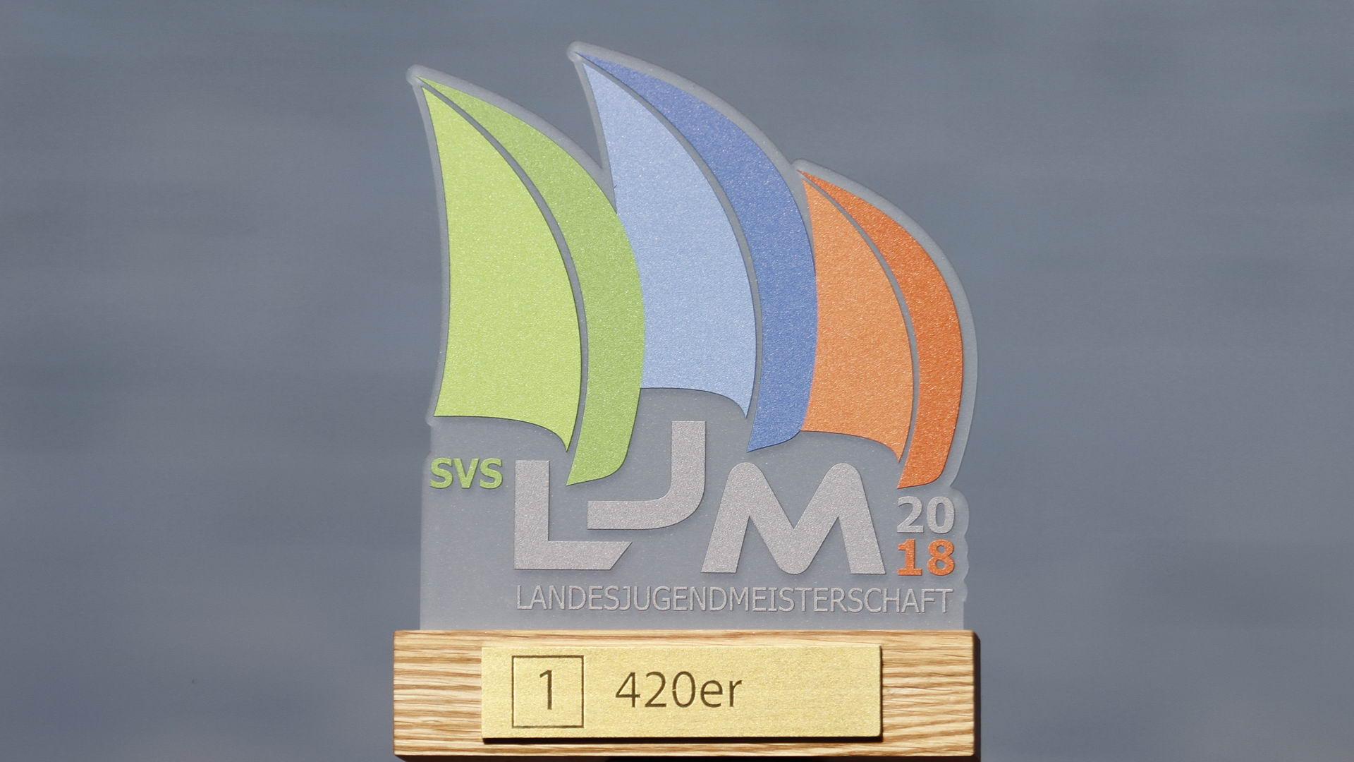 LJM2018-Pokal 420er