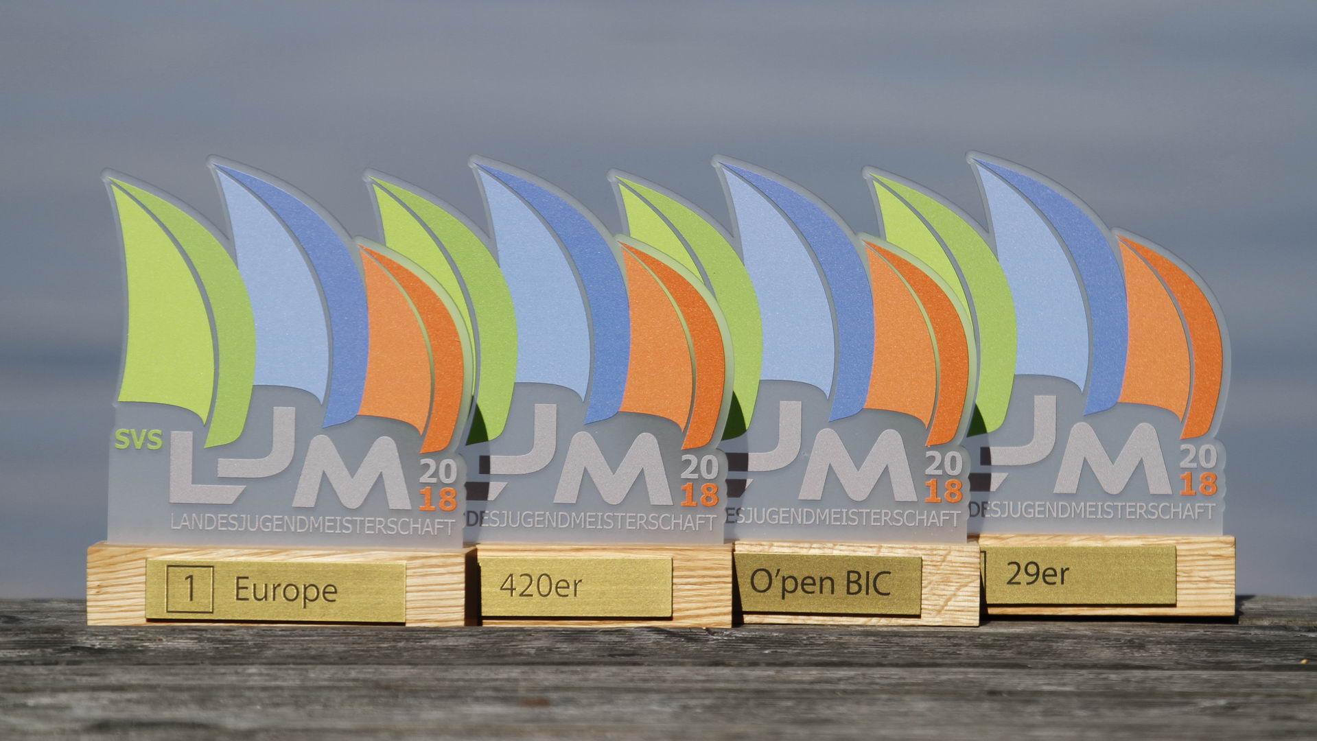 LJM2018-Pokale